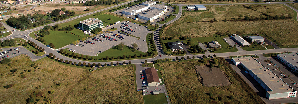 Photo of Kingston business park