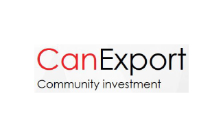 CanExport Community Investment logo