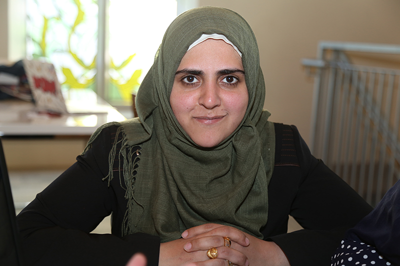 Photo of Khadija Sorani